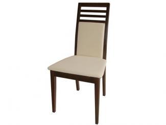 Стул массив бука Модерн 20 - Мебельная фабрика «Мебель май»