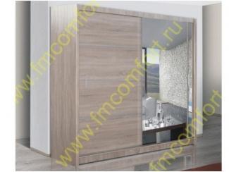 Вместительный шкаф-купе Нова  - Мебельная фабрика «Комфорт»