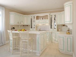 Кухня Росси массив - Мебельная фабрика «Гармония мебель»