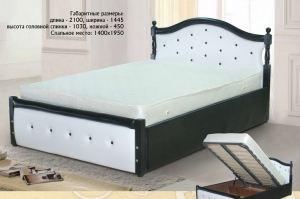кровать Злата М-7М - Мебельная фабрика «Селена»