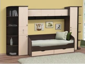 Мебель для детской Тандем 4 - Мебельная фабрика «Виктория»