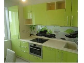 Зеленый кухонный гарнитур  - Мебельная фабрика «Династия»