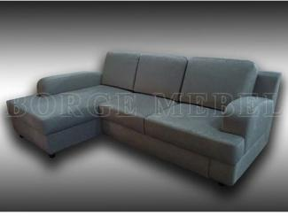 Диван Марта с оттоманкой - Мебельная фабрика «Борже»