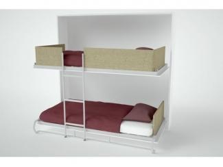 Двухъярусная кровать-трансформер Duos - Мебельная фабрика «SMARTI»