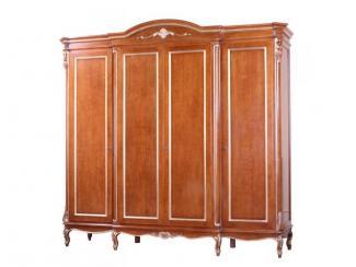 Шкаф четырехдверный - Импортёр мебели «Spazio Casa»