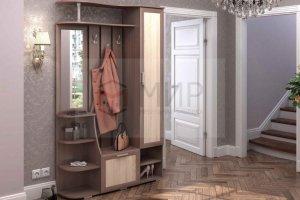 Прихожая Ксения 2 - Мебельная фабрика «Мир»