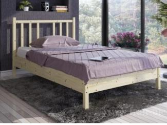 Высококачественная кровать Карелия  - Мебельная фабрика «Фран»
