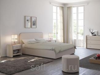 Кровать Мартина - Мебельная фабрика «SoftWall», г. Омск