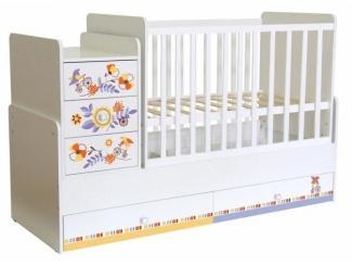 Кровать-трансформер детская - Мебельная фабрика «TOPOLGROUP»