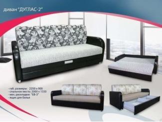 Диван прямой Дуглас 2 - Мебельная фабрика «Софт-М», г. Ульяновск