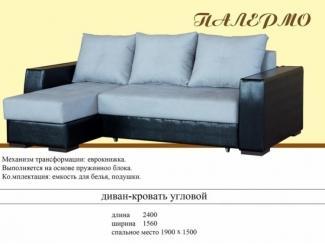 Угловой диван Палермо - Мебельная фабрика «Suchkov-mebel»