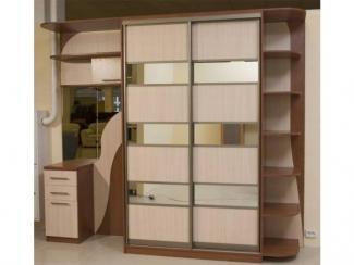 Прихожая прямая - Изготовление мебели на заказ «Мега»