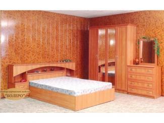 Спальный гарнитур Болеро 1 - Мебельная фабрика «Северин»
