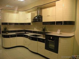 Кухонный гарнитур угловой Шоколадная фантазия - Мебельная фабрика «Кухни-АСТ»
