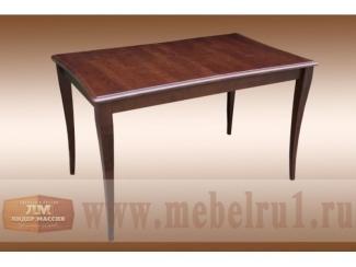 Cтол обеденный   Италия - Мебельная фабрика «Лидер Массив»