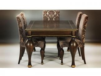 Коллекция Буржуа II Столовая группа - Мебельная фабрика «Tivoli»