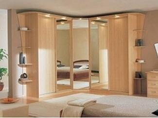 Угловой шкаф с подсветкой 8 - Мебельная фабрика «Массив», г. Владимир