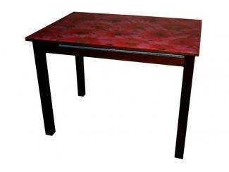 Стол со стеклянной столешницей Новара