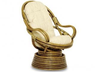 Кресло-качалка Роккер HR с/п арт. 11121-W - Импортёр мебели «Кембали (Индонезия)»