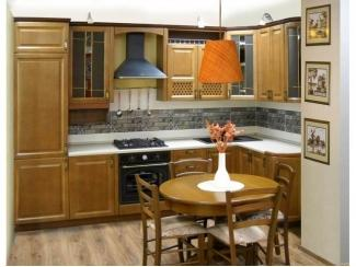 Простая кухня Анжелика - Мебельная фабрика «Виктория», г. Ульяновск