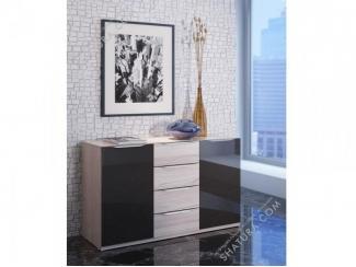 Комод Rimini Cube Mokko - Мебельная фабрика «Шатура»