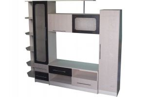 Небольшая стенка для ТВ Форум-1 - Мебельная фабрика «Мебельный Арсенал»