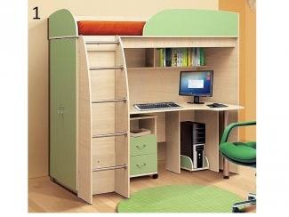 Кровать Двухъярусная - Мебельная фабрика «Архангельская мебельная фабрика»