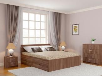 Кровать Дрим - Мебельная фабрика «Боровичи-мебель»