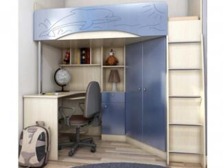 Детская Бэмби 4 - Мебельная фабрика «ИнтерСиб»