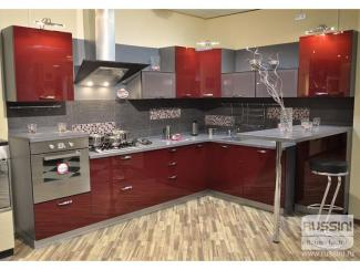 Кухонный гарнитур угловой Трио
