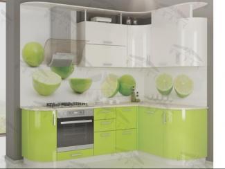 Кухонный гарнитур прямой Лайф3 - Мебельная фабрика «Фарес»