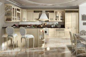 Кухня Folk - Мебельная фабрика «Шатура»