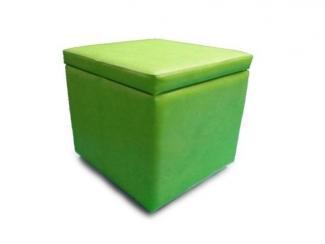 Пуф в прихожую с ящиком - Мебельная фабрика «ЭГО»