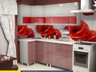 Кухня угловая Магнолия - Мебельная фабрика «Премьер мебель»