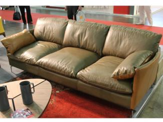 Мебельная выставка Москва: диван прямой