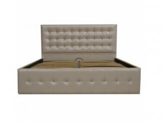 Кровать интерьерная ГРАФ - Мебельная фабрика «ЭММК»