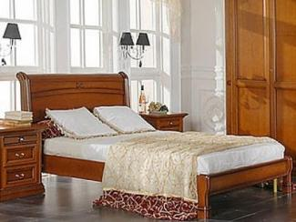 Кровать Верди 2 - Мебельная фабрика «Авангард»