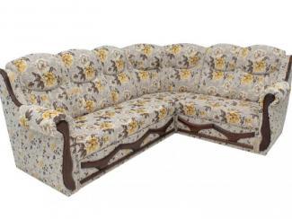 Угловой диван Виктория 1 - Мебельная фабрика «Апогей»