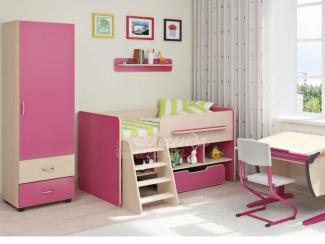 Детская комната Легенда 6 - Мебельная фабрика «Деликат»