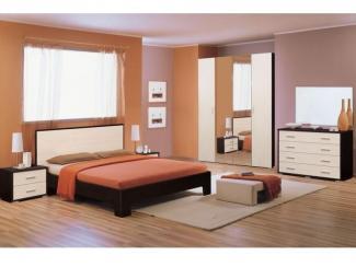 Спальный гарнитур «Элегия 1» - Мебельная фабрика «Элегия»