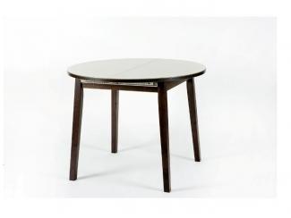 Стол круглый раскладной Топаз - Мебельная фабрика «Sitparad»