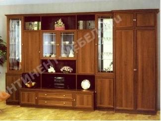 Классическая стенка Марина 3 - Мебельная фабрика «Континент-мебель»