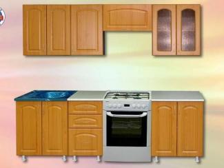 Кухня прямая «Арка» - Мебельная фабрика «Альянс»