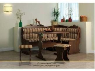 Обеденный комплект 1 - Мебельная фабрика «Верба-Мебель»