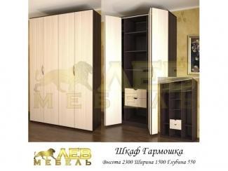 Шкаф Гармошка - Мебельная фабрика «Лев Мебель»