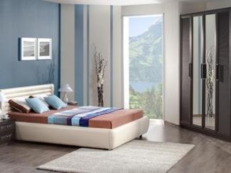 Спальня Вита 3 - Мебельная фабрика «Ангстрем (Хитлайн)»