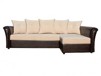 Угловой диван Мартель Бьянка ст - Мебельная фабрика «Мастерские Комфорта»