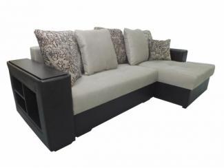Уютный угловой диван Денвер 1 - Мебельная фабрика «Лама», г. Смоленск