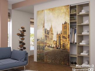 Шкаф Марбелла 3 - Мебельная фабрика «Центурион 99», г. Пенза