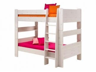 Двухъярусная кровать Лилия  - Мебельная фабрика «Дубрава»